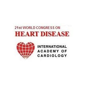 21st World Congress on Heart Disease