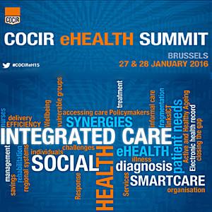 2ND Annual COCIR e-Health Summit 2015
