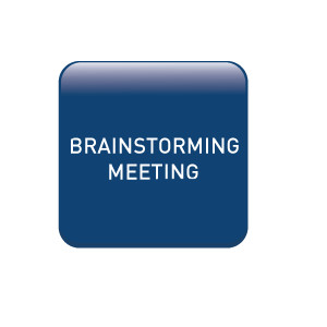 Brainstorming Critical Care Meeting