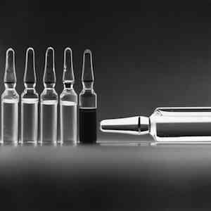 Chemotherapy Vials