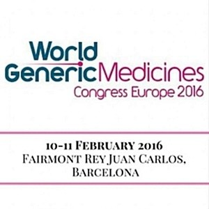 World Generic Medicines Congress 2016
