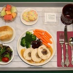 Patient meals