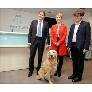 Another First – VetScan Opens in Hungary