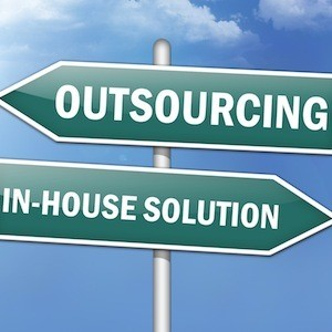 The Price of Healthcare Outsourcing: Redundancy