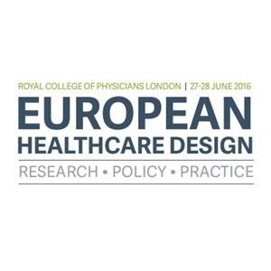 EHD 2016-2nd European Healthcare Design 2016
