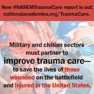 Zero Preventable Deaths After Injury: Trauma Care Report
