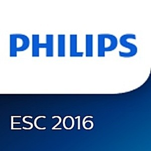 Philips showcases full suite of cardiology solutions for personalized approach to prevention, diagnosis and treatment of cardiovascular disease at ESC Congress 2016