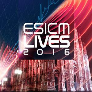 ESICM LIVES 2016 graphic