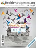 HealthManagement.org – The Journal. Volume 16. Issue 4. 2016