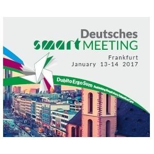 Deutsches Smart MEETING in Frankfurt 2017