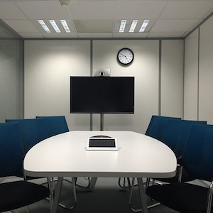 Meeting room, credit Pixabay