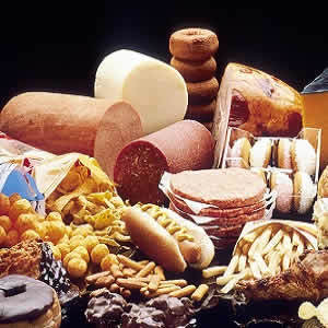 High Amounts of Saturated Fats Increase Heart Disease Risk