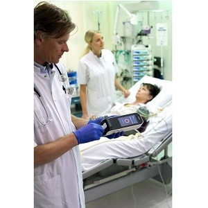 Philips Minicare cardiac troponin I