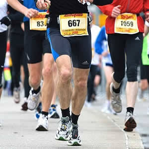 Marathon Running Not a Risk Factor for Atherosclerosis