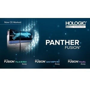 Hologic's New Panther Fusion® System, Flu and Respiratory Assays Now CE Marked in Europe