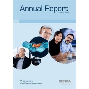 Sectra Publishes Annual Report and Corporate Governance Report for 2016/2017