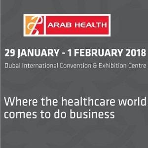 Arab Health Exhibition 2018