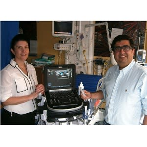 Point-of-care ultrasound is a hit in paediatric intensive care