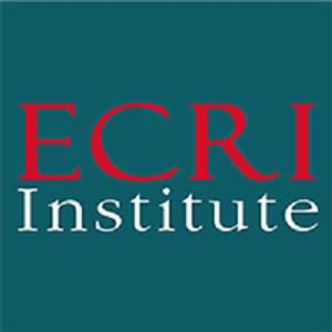 Dr. Marcus Schabacker Named ECRI Institute's New Chief Executive Officer and President