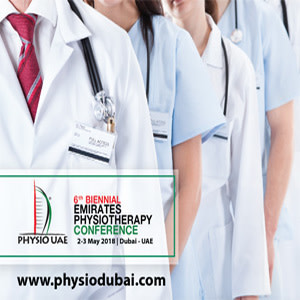 6th Biennial Emirates Physiotherapy Conference - Physio UAE 2018