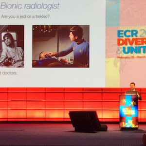 ECR2018: The bionic radiologist of the future