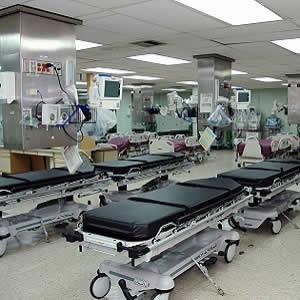 ICU capacity strain: negative impact on care processes, outcomes