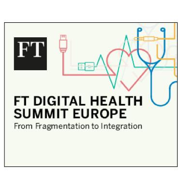 FT Digital Health Summit Europe 2018