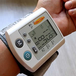 Avoid white-coat hypertension with home monitoring
