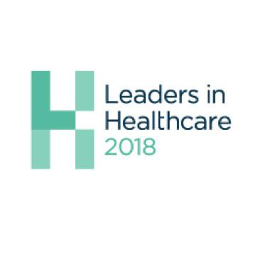 Leaders in Healthcare 2018