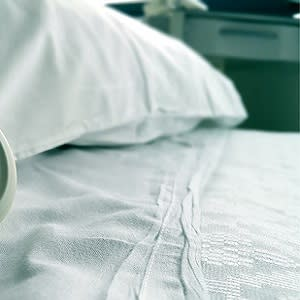 Dirty laundry cause of infections