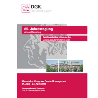 85th Annual Conference of the DGK