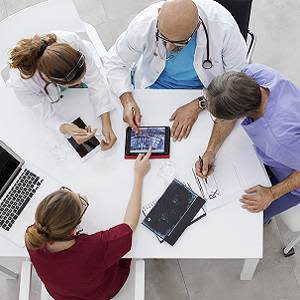 Radiology departments use cross collaboration for capital planning