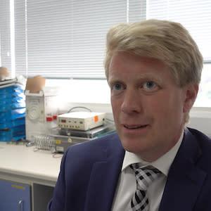 Prof. Thomas Helleday, University of Sheffield, UK