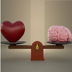 Can emotions affect the heart?