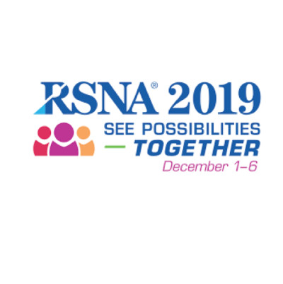 RSNA 2019 - Radiological Society of North America Annual Meeting