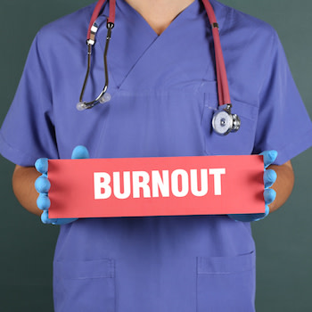 Radiology efficiency: from burnout to wellbeing