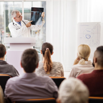 Patient & family-centred care in radiology training