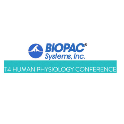 T4 Human Physiology Conference: Tools, Trends, Techniques & Technology