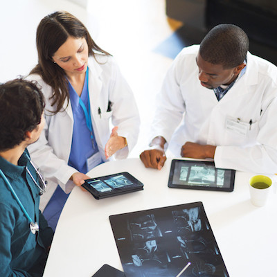 Radiologists-administrators must be partners