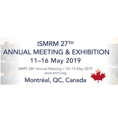 ISMRM 2019