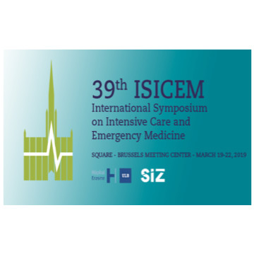 ISICEM 2019-39th International Symposium on Intensive Care and Emergency Medicine