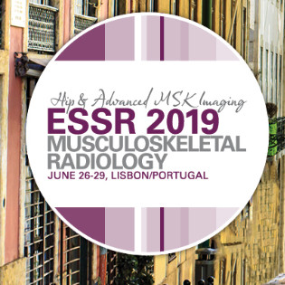 European Society of Musculoskeletal Radiology (ESSR) 2019 Congress