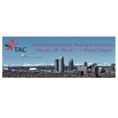 Trauma Association of Canada (TAC) Annual Scientific Meeting & Conference