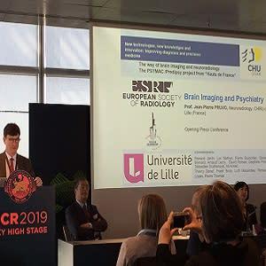 #ECR2019: Imaging mental disorders
