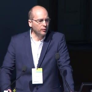 #ISICEM19: Prof. Giovanni Landoni presents results of the MYRIAD Trial