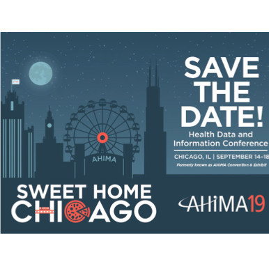 91st AHIMA Convention and Exhibit 2019