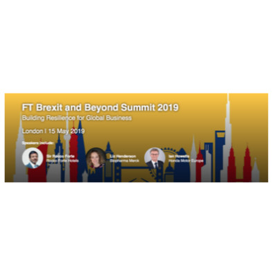 FT Brexit and Beyond Summit 2019