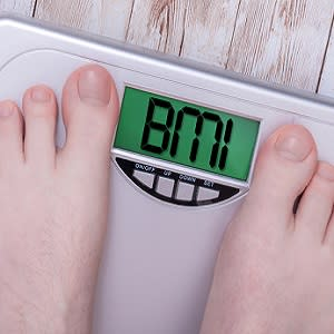 Higher BMI increases risk of serious health problems