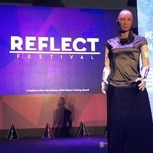 #ReflectFestival: sharing the future of healthcare technology