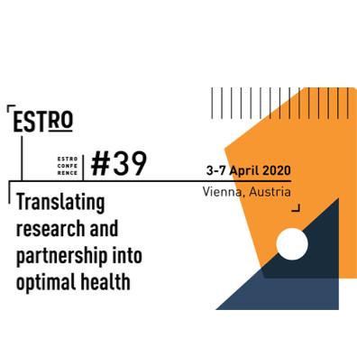 ESTRO 39 Conference 2020